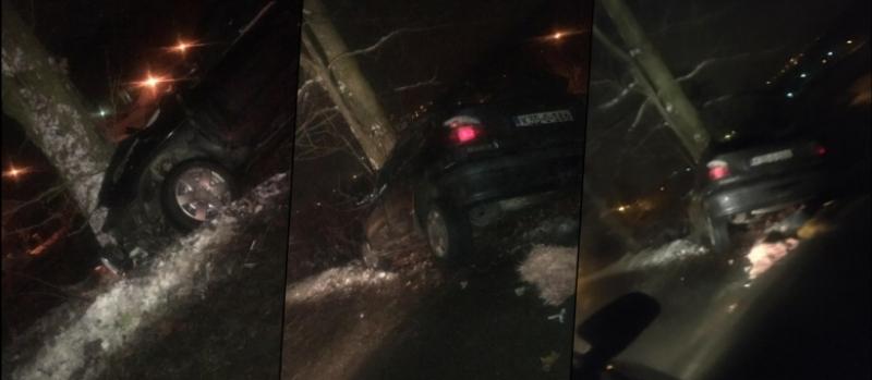 Automobil sletio sa ceste, povrijeđena 3 mladića