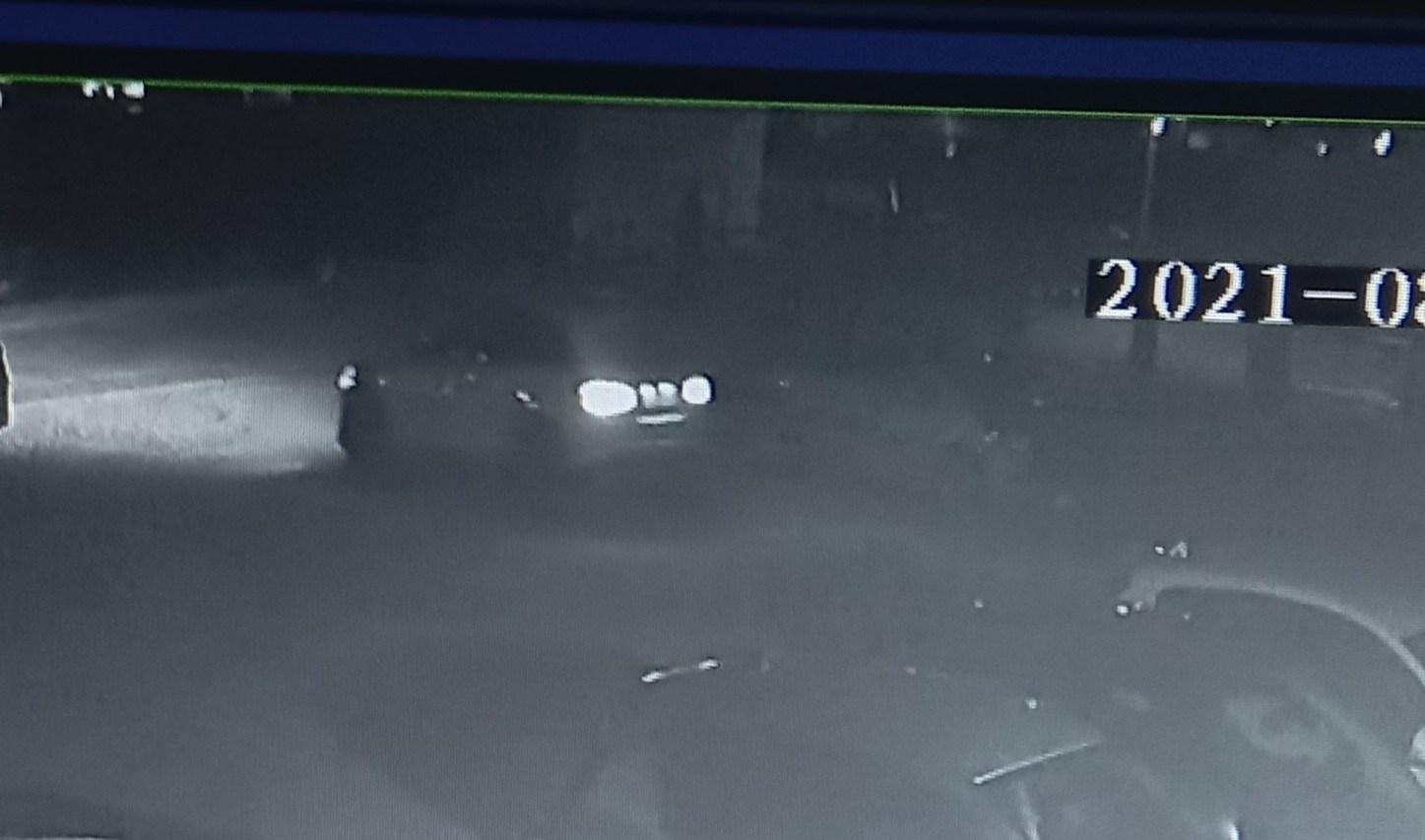 Snimak sa nadzorne kamere